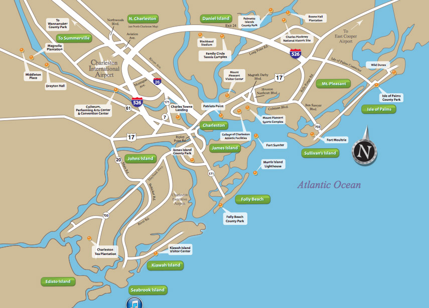 ... | Residential and Investment luxury Charleston Homes, South Carolina